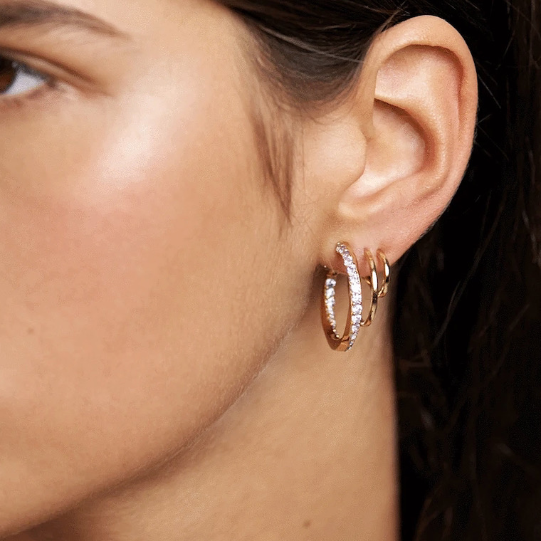 Curated Ears Ohrringe