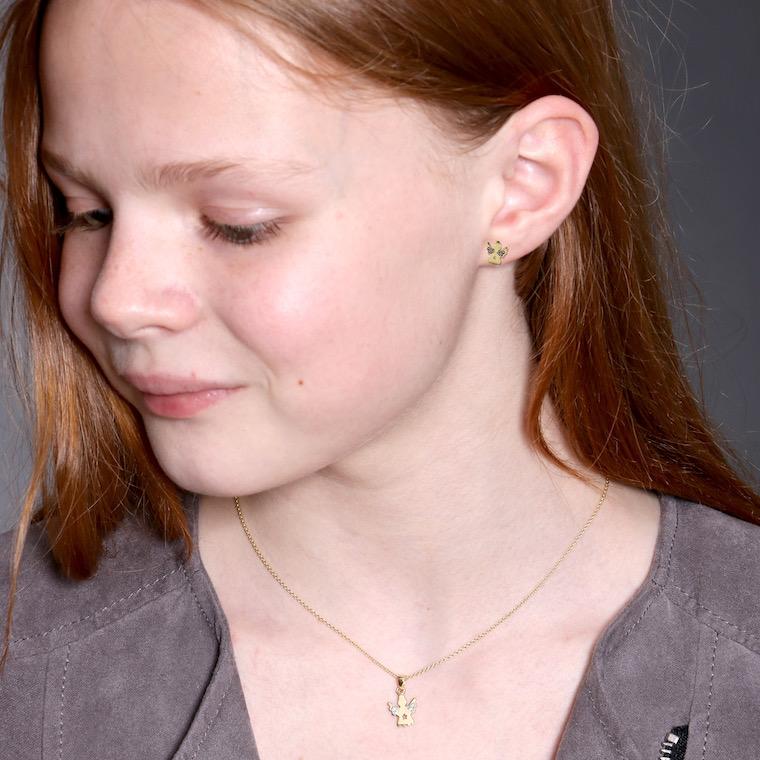 Kinder-Ohrringe für Mädchen