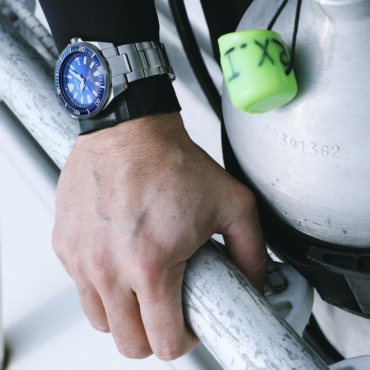 Seiko Prospex Uhr