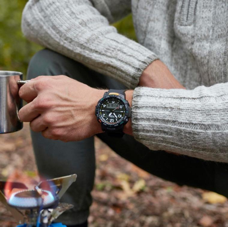 Wanderuhren und Outdoor-Uhren