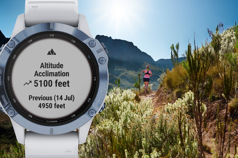 Garmin Fenix 6 Solar Smartwatch