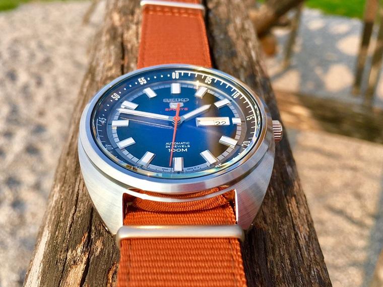 Seiko Armbanduhr für Herren