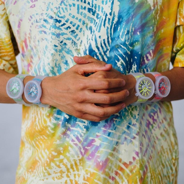 Swatch Big Bold Armbanduhren