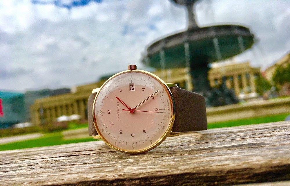 Junghans max bill Uhr